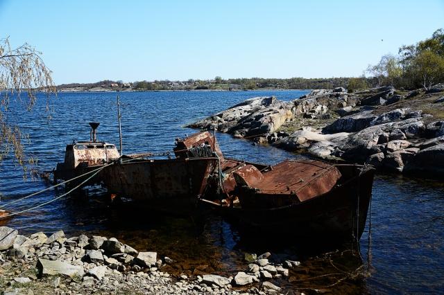 Tjurkö Båtkyrkogård